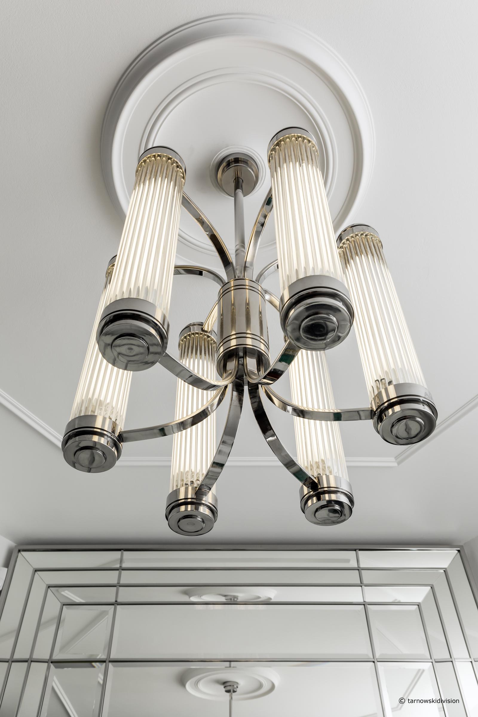 Super Art Deco lamps | Tarnowski Division LX21