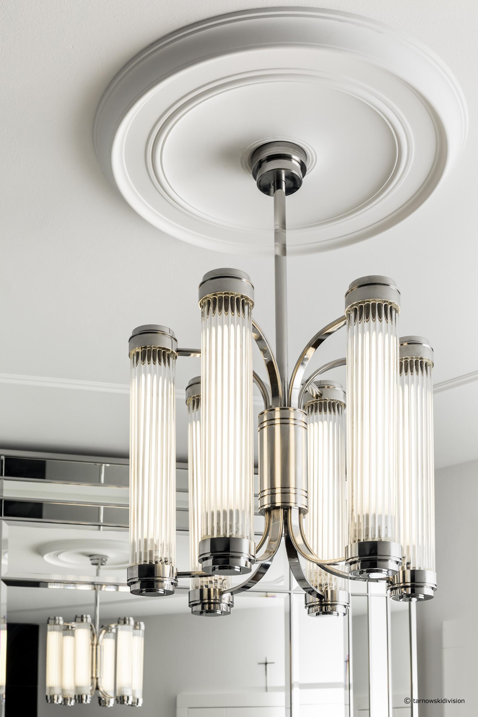 Wspaniały Art Deco lamps   Tarnowski Division CY33