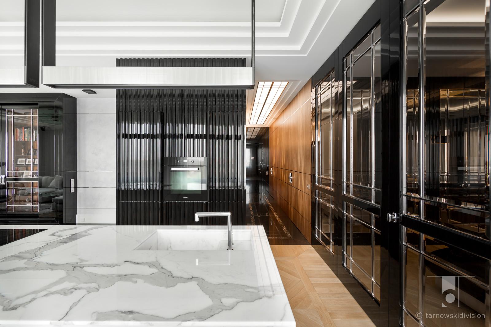 eleganckie wnętrza luksusowe wnętrza ekskluzywne wnętrze luksusowa kuchnia elegancki apartament luxury interior_tarnowski division