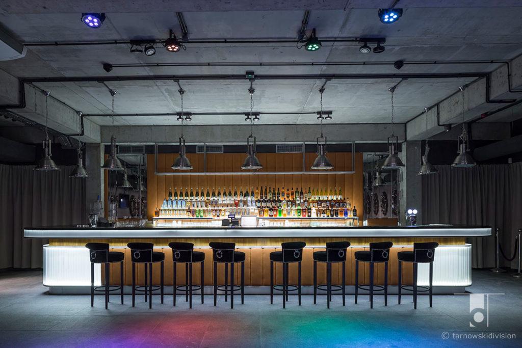 klub bar Scandale Zakopane hotel Aries projekt baru wnętrze klubu bar music loft club interior design_tarnowskidivision